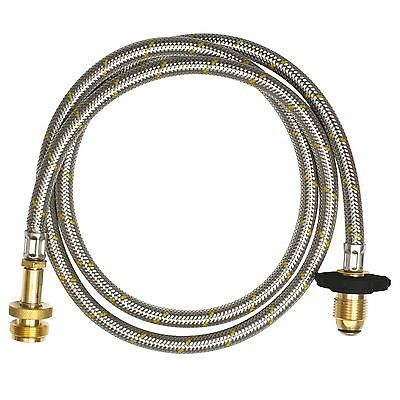 Tradeflame TORCH EXTENSION HOSE KIT Suit All CGA600 To POL Connections*AUS Brand
