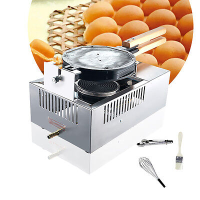 Cake Oven QQ Egg Bread Waffle Maker Fantastic Baking Machine FS945 Gas