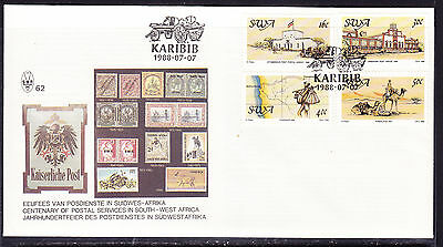 South West Africa  1988 Postal Services First Day Cover - Unaddressed