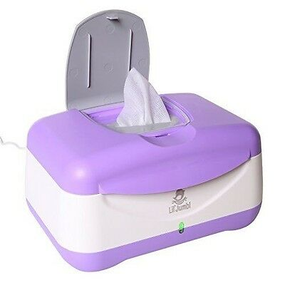 Lil' Jumbl Baby Wipe Warmer, Pink New Free Shipping