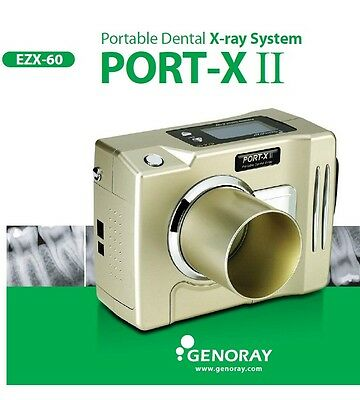 GENORAY PORTABLE X-RAY II System , Portable, compact and wireless DC X-ray