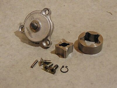 1990-1999 Suzuki Dr350 90-95 Dr250 Oil Pump And Rotor 16400-14D01 16410-14D00