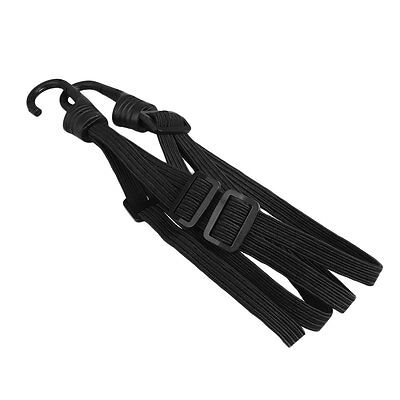 Motorcycle Helmet Cord Bandage Tape Elastic Strap Net Cable Belting Accessories