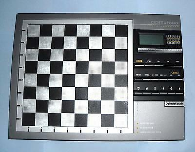 ideal gift Kasparov Centurion electronic Chess Computer by Saitek