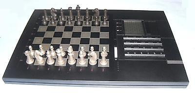 ideal gift kasparov simultano electronic chess computer by saitek