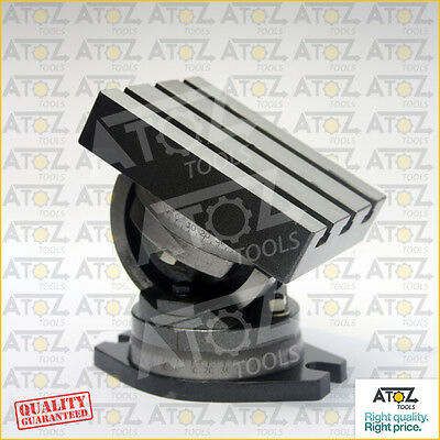 Atoz Precision Universal Tilting Table T Slots 4x5 Inches Heavy Duty Quality