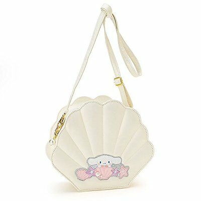 New! Cinnamoroll Sanrio Shell type Shoulder Bag Japan F/S