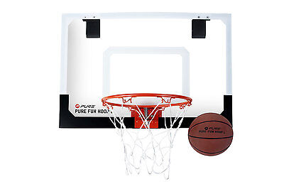 Pure2Improve Basketball Large Fun Hoop and Backboard