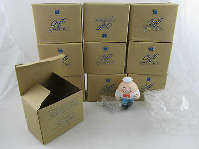 10 NIB Humpty Dumpty Children Furniture Drawer Pulls, One Hole