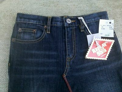 """New""""replay"""" Girls Denim Skirt Age 6.with Tags Rrp,£60!!"""