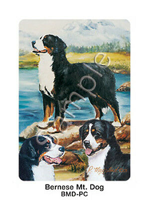 Ruth Maystead Dog Playing Cards Bernese Mountain Dog Deck Pack Poker