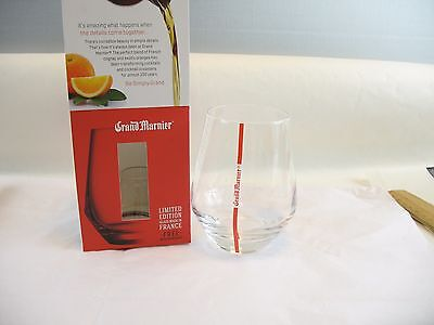 Grand Marnier Glass in box made in France
