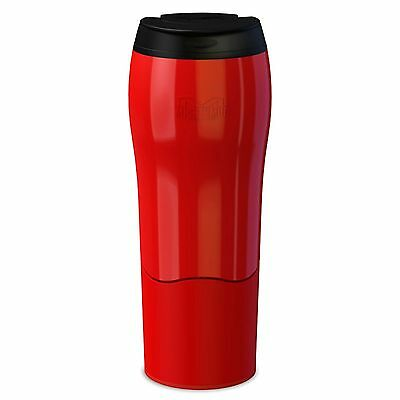Dexam Mighty Mug / Travel Mug Solo  470ml  - Red