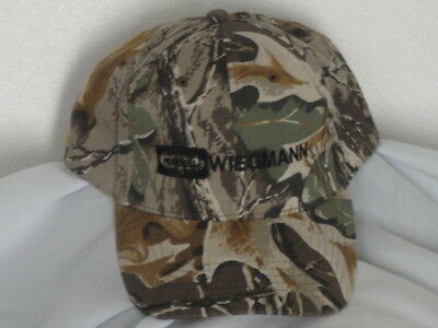 Hubbell Wiegmann Camo Hat size 'One Size Fits All'