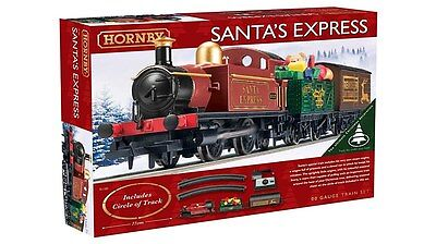 HORNBY R1185 SANTA'S  EXPRESS EMPTY TRAIN BOX ONLY  lot5