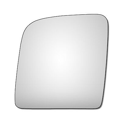 Left Passenger Side Ford Transit Connect Van 2002-2009 Convex Wing Mirror Glass