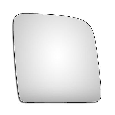 Right Ha Driver Side Ford Transit Connect Van 2002-2009 Convex Wing Mirror Glass