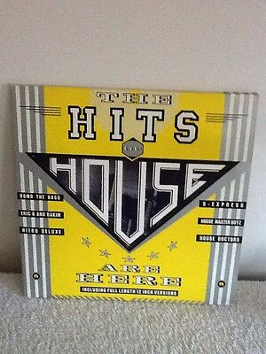 the hits of house 2 lp