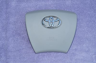 11 12 13 14 Toyota Sienna Driver Steering Wheel Air Bag Airbag LIGHT GRAY COVER