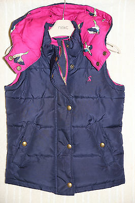 JOULES body warmer GILLET EXCELLENT 7 years 122cm