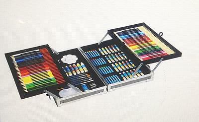 Artist's Loft All-Media 126pc Art Set #10126391 Awesome Christmas Gift New