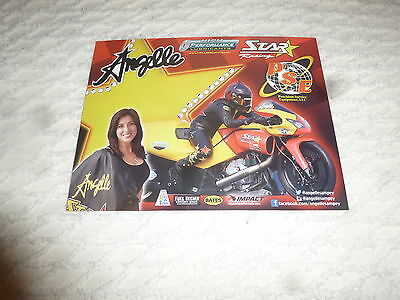Nhra Handout/photo Angelle Sampey Star Racing Pro Stock Bike