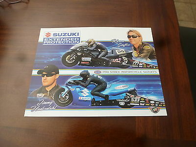 Nhra Handout/photo Karen Stoffer/jim Underdahl 2016' Suzuki's Ps Bike