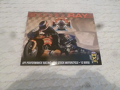 Nhra Handout/photo Michael Ray Upi Performance Buell Ps Bike