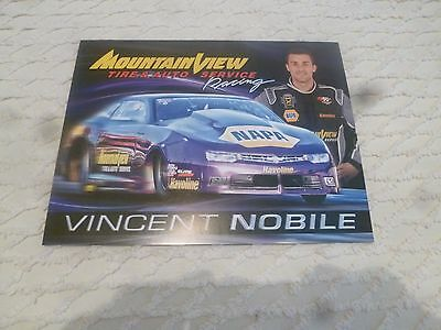 Nhra Handout/photo Vincent Nobile 2016' Mountainview Camaro Pro Stock