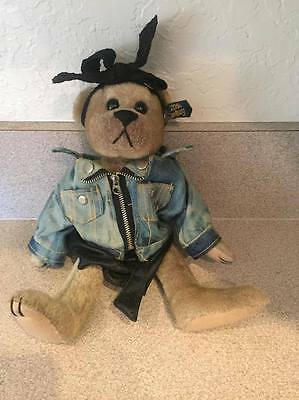 """pickford bears Brass Button bears 20th century collectibles """"roxy""""11"""""""