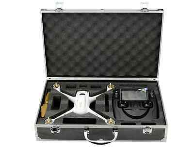 New Realacc Aluminum Suitcase Carrying Box Case Hubsan H501S X4 RC Quadcopter UK