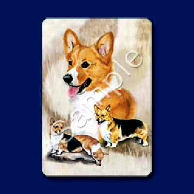 Ruth Maystead Dog Playing Cards Welsh Corgi Deck Pack Poker