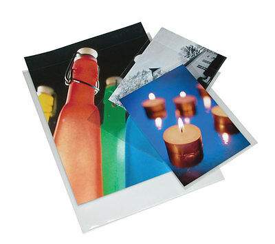 "73 pack - Print File Photo Protector Sleeves, 6 ml - 13x19"" photos"