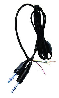 Pilot HSL-MC Replacement Aviation Headset Main Lead