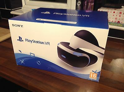 Sony PlayStation VR PSVR Brand New Sealed In Hand....£469...With Receipt