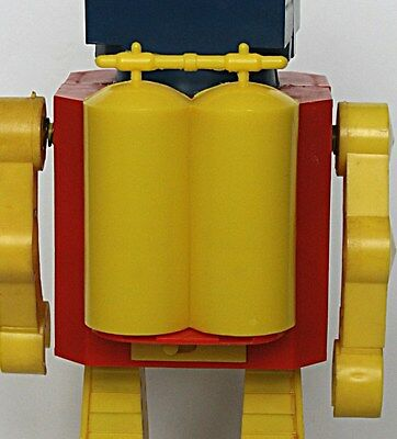 Battery Cover For Robbie Robot By Mort Toys