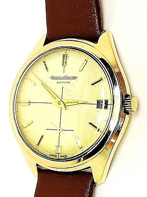 Jaeger LeCoultre Automatic Caliber K813 Y. Gold 9k. Ref:30964 Used Gent's Watch