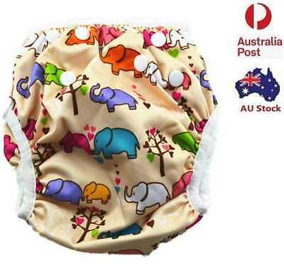 Swim Nappy Toddlers  Baby Girl Girly Diaper Pants Nappies Swimmers Size 000-2