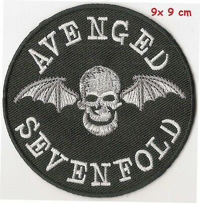 AVENGED SEVENFOLD  - patch - FREE SHIPPING