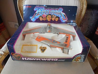 VINTAGE Bandai Terrahawks Hawkwing (BOXED WITH INSTRUCTIONS) [Gerry Anderson]