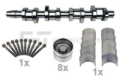 HV0338 steel camshaft kit SKODA VW PD engines 038109101R - free shipping USA,CAN