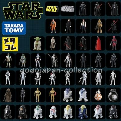 TAKARA TOMY METAKORE STAR WARS SERIES 33 Figures set