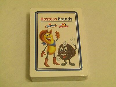 Hostess Brands Playing Cards