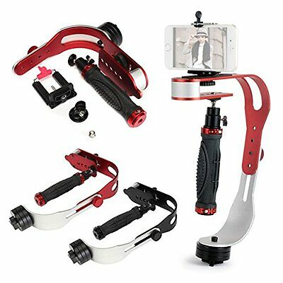 Handheld Video Stabilizer With Gopro Adapter For Canon Nikon Gopro SJCAM Phone