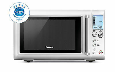 New Breville Quick Touch Intuitive Compact Microwave (1Y Warranty)