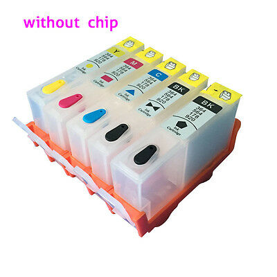 Ink tank For HP 862 564 178 364 862 564 178 364 refillable ink cartridge Empty