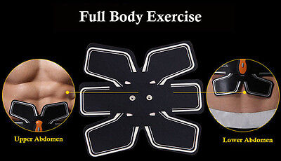 EMS Muscle Training Gear Pad Abs Fit & Body Fit Replacement Gel Sheet