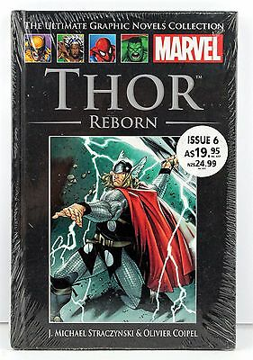 Thor: Reborn.  Marvel Ultimate Graphic Novel Collection.