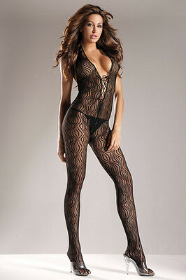Halter-top Body Stocking