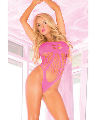 Pink Lipstick Come Play With Me Bodysuit 3 colours